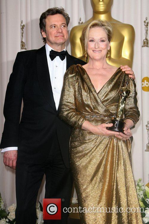 Colin Firth, Meryl Streep and Academy Awards 3