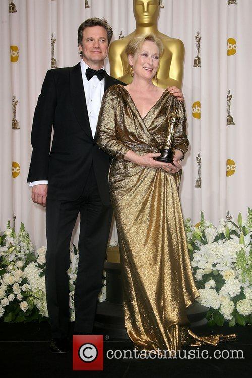 Colin Firth, Meryl Streep and Academy Awards 4