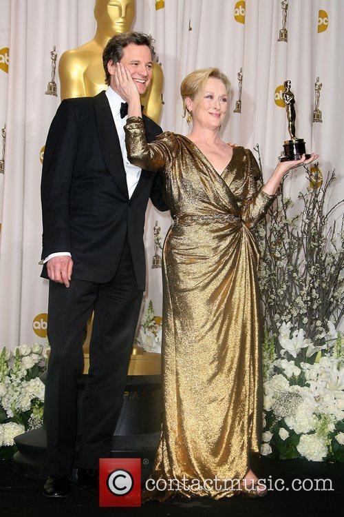 Colin Firth, Meryl Streep and Academy Awards 5