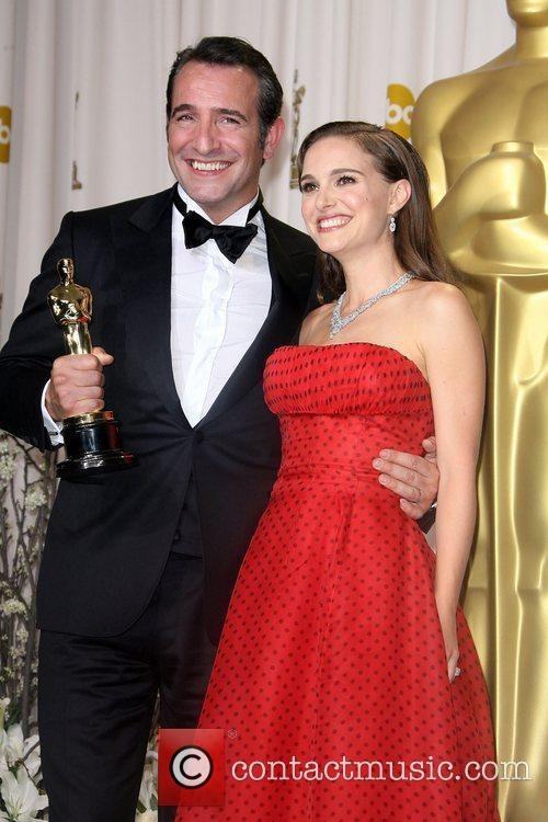 Jean Dujardin, Natalie Portman and Academy Awards 3
