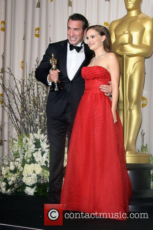 Jean Dujardin, Natalie Portman and Academy Awards 1