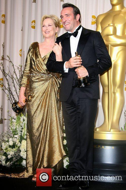 Meryl Streep, Jean Dujardin and Academy Awards 2