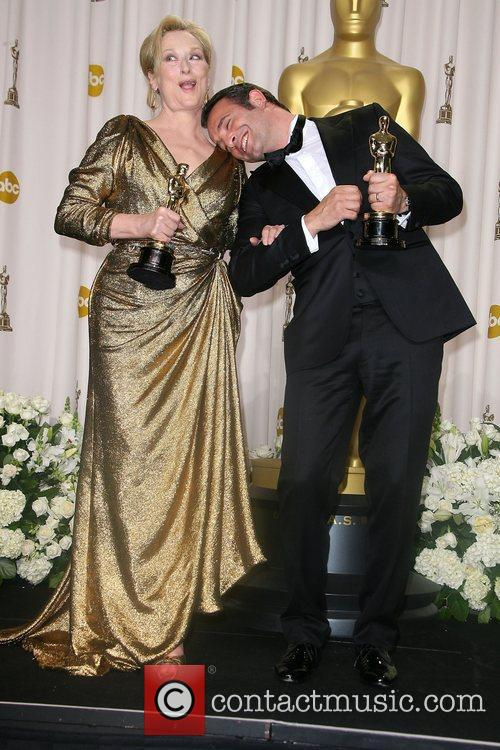 Meryl Streep, Jean Dujardin and Academy Awards 3