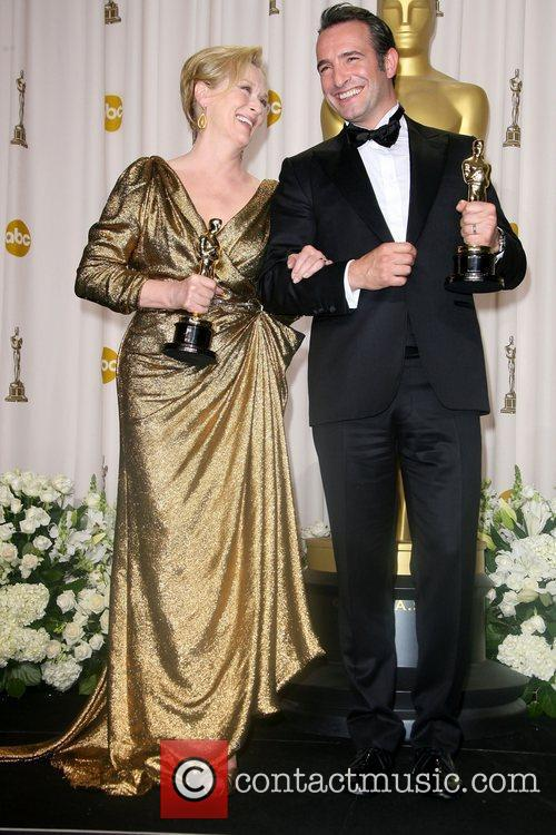 Meryl Streep, Jean Dujardin and Academy Awards 5