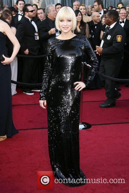 Anna Faris, Academy Of Motion Pictures And Sciences and Academy Awards 2