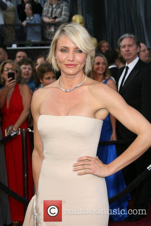 Cameron Diaz, Academy Of Motion Pictures And Sciences and Academy Awards 2