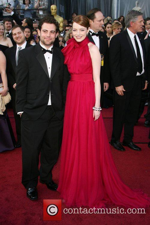 Emma Stone, Academy Of Motion Pictures And Sciences and Academy Awards 1