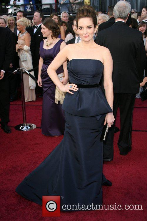 Tina Fey, Anna Faris, Academy Of Motion Pictures And Sciences and Academy Awards 1