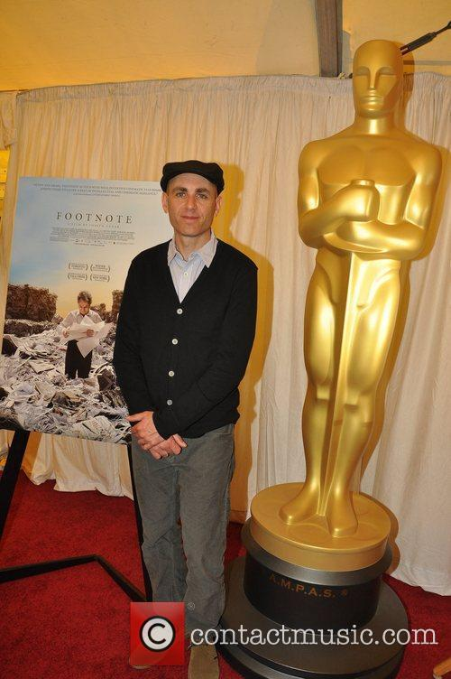 Joseph Cedar 84th Annual Academy Awards (Oscars) Foreign...