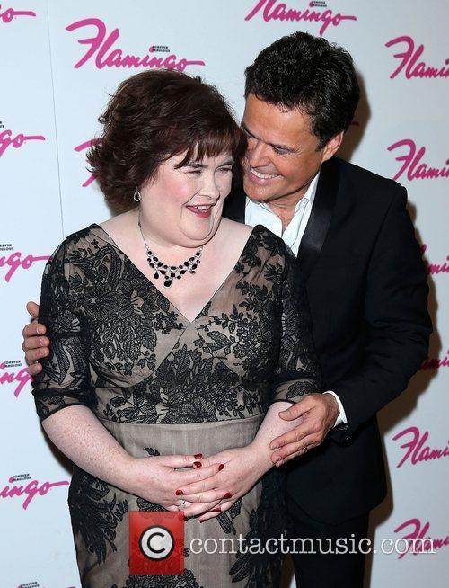 Donny Osmond and Susan Boyle 10
