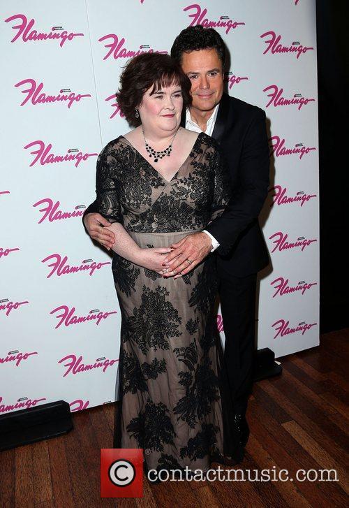 Donny Osmond and Susan Boyle 8