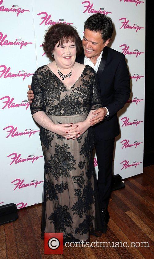 Donny Osmond and Susan Boyle 6