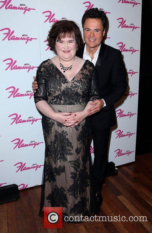 Donny Osmond and Susan Boyle 4