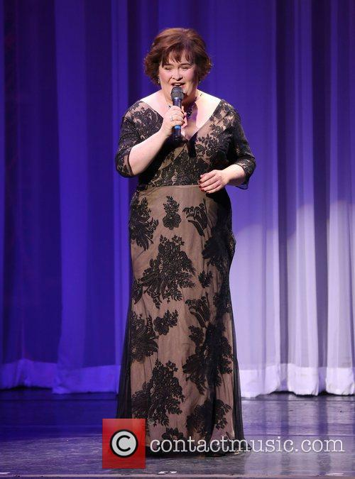 Susan Boyle, Donny, Marie Show, The Flamingo Hotel and Casino 8