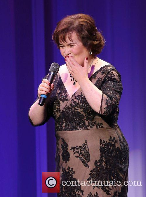 Susan Boyle, Donny, Marie Show, The Flamingo Hotel and Casino 7