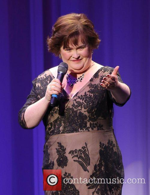 Susan Boyle, Donny, Marie Show, The Flamingo Hotel and Casino 3