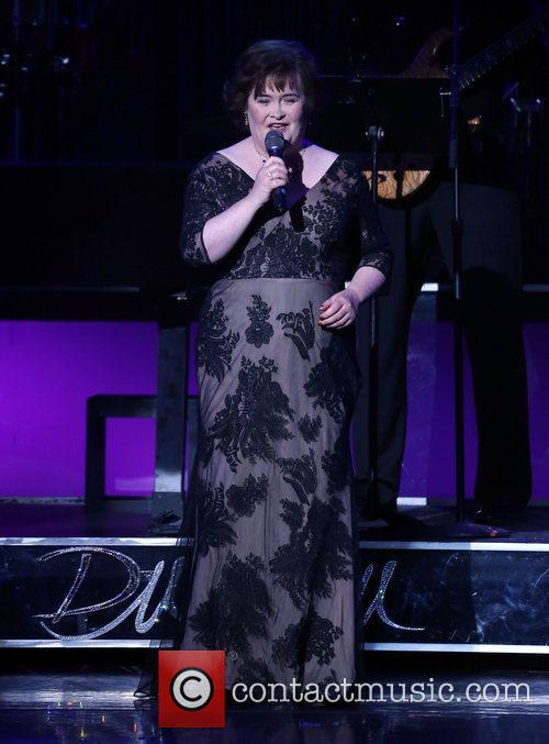 Susan Boyle, Donny, Marie Show, The Flamingo Hotel and Casino 6