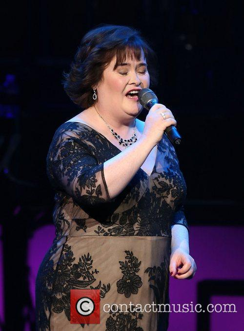 Susan Boyle, Donny, Marie Show, The Flamingo Hotel and Casino 1