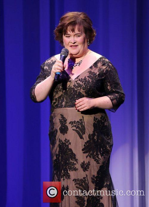 Susan Boyle, Donny, Marie Show, The Flamingo Hotel and Casino 9
