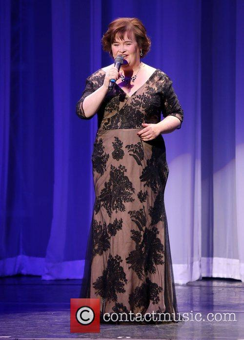 Susan Boyle, Donny, Marie Show, The Flamingo Hotel and Casino 5
