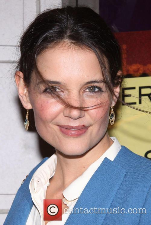 katie holmes opening night performance of 145the 20051451
