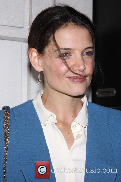katie holmes opening night performance of 145the 20051455