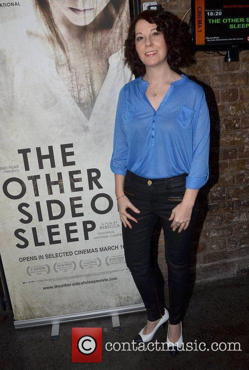 Director, Rebecca Daly Premiere of 'The Other Side...