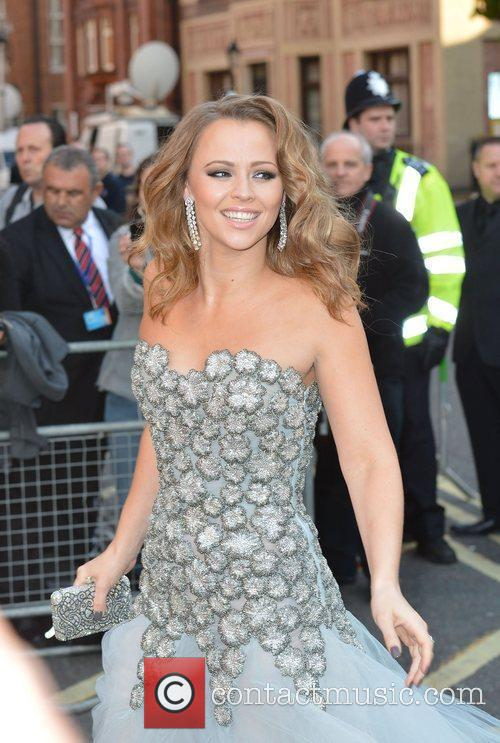 Kimberley Walsh 'Our Great Team Rises' held at...