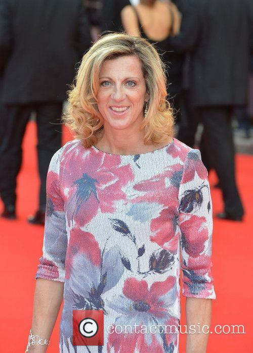 Sally Gunnell 'Our Great Team Rises' held at...
