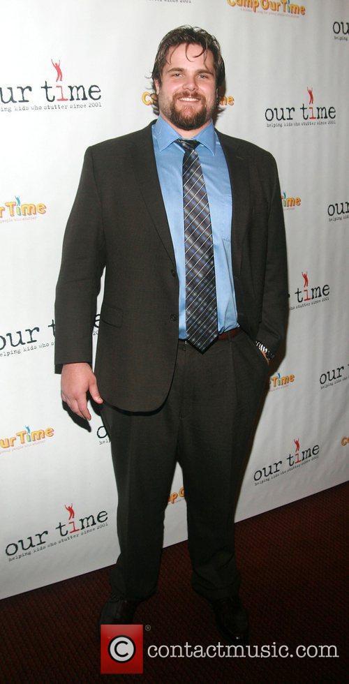 Matt Slauson at the Our Time 10th Annual...