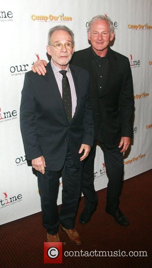Ron Rifkin and Victor Garber at the Our...