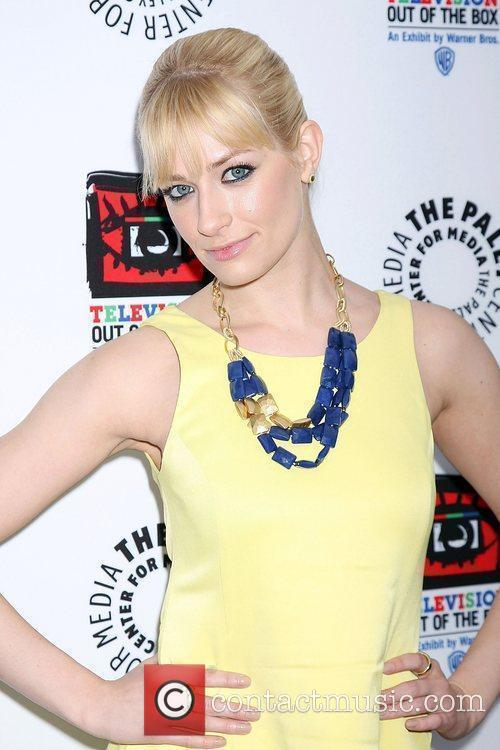 Beth Behrs and Paley Center For Media 2