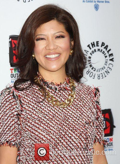 julie chen warner brothers presents television out 3825893