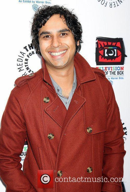 Kunal Nayyar Warner Brothers presents 'Television: Out of...
