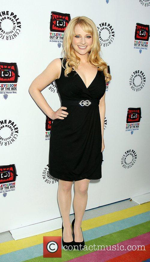 Melissa Rauch  Warner Brothers presents 'Television: Out...