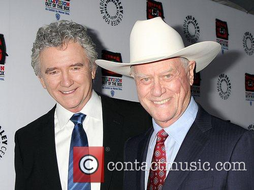 Patrick Duffy, Larry Hagman and Paley Center For Media 4
