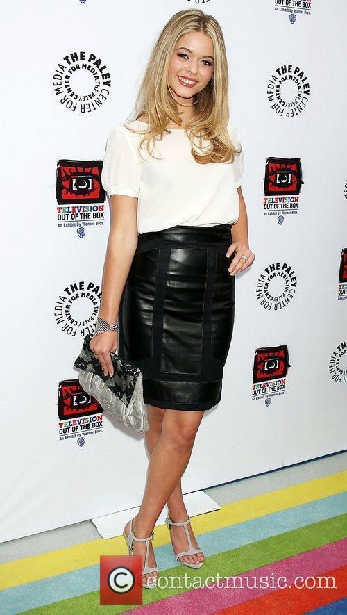 Sasha Pieterse Warner Brothers presents 'Television: Out of...