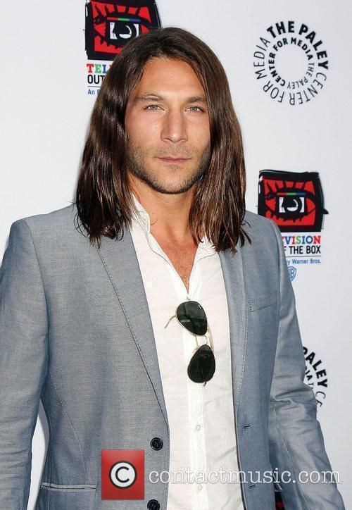 Zach McGowan Warner Brothers presents 'Television: Out of...