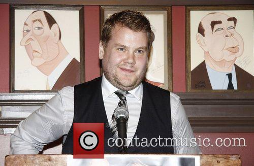 James Corden The 62nd Annual Outer Critics Circle...