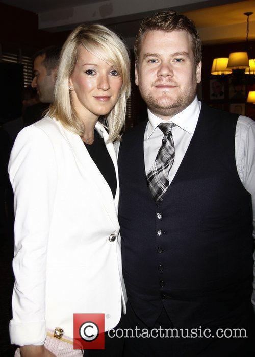 Julia Carey and James Corden The 62nd Annual...