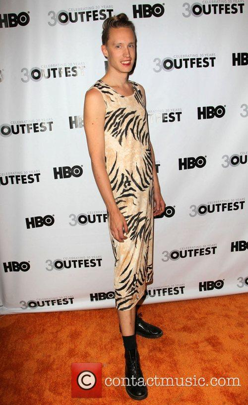 Ester Martin Bergsmark The 2012 Outfest Opening Night...