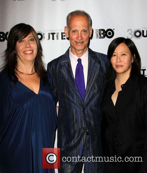 Kirsten Schaffer, John Waters, Kim Yutani The 2012...