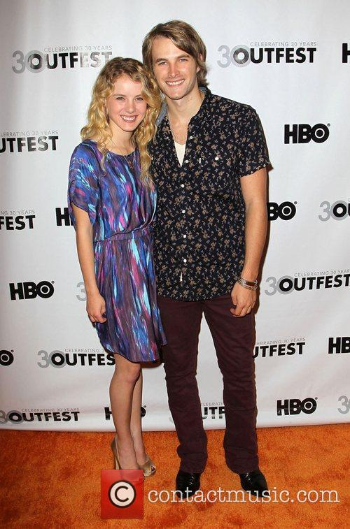 Laura Wiggins, James Preston The 2012 Outfest Opening...