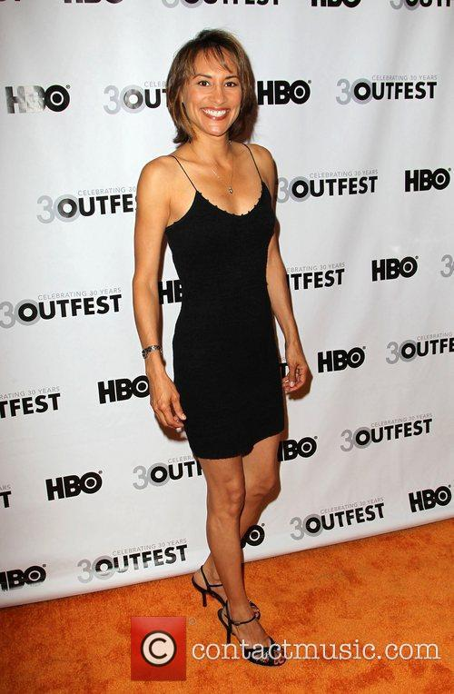 Michelle Bonilla The 2012 Outfest Opening Night Gala...