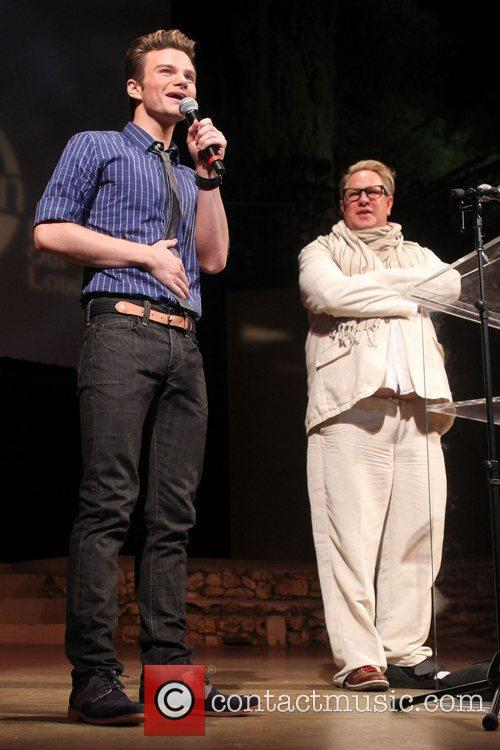 Chris Colfer and Brian Dannelly 3
