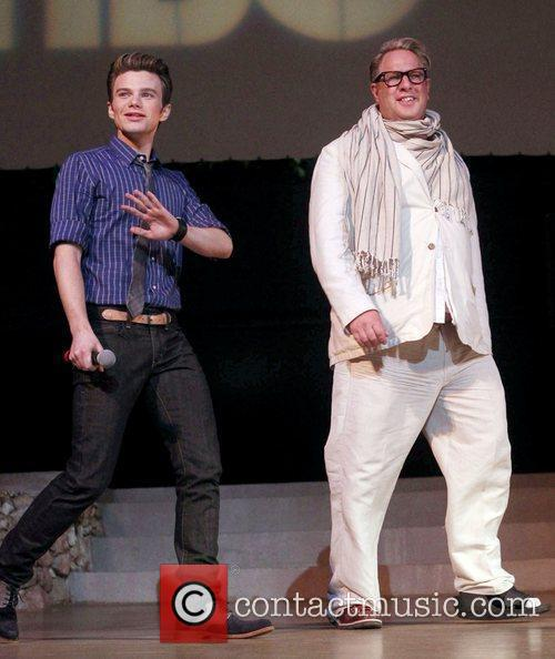 Chris Colfer and Brian Dannelly 1