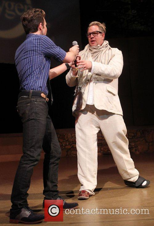 Chris Colfer and Brian Dannelly 4