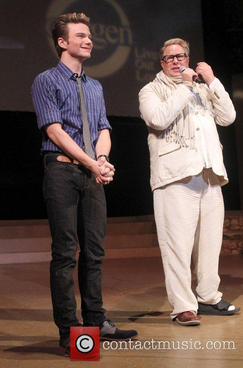 Chris Colfer and Brian Dannelly 5