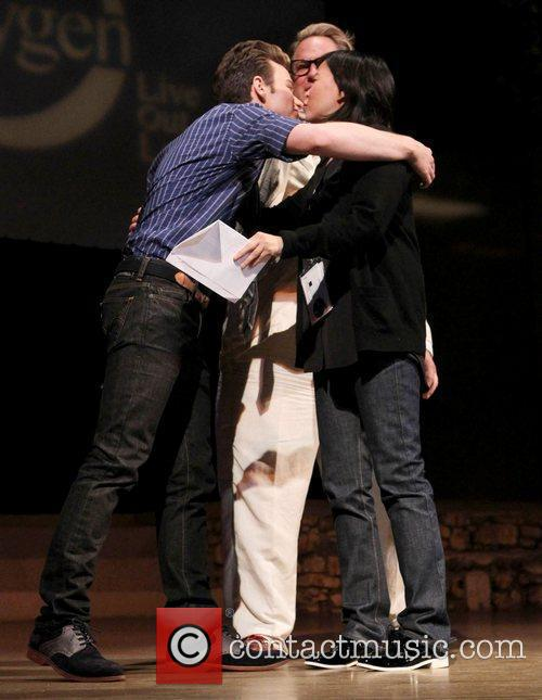 Chris Colfer and Brian Dannelly 6