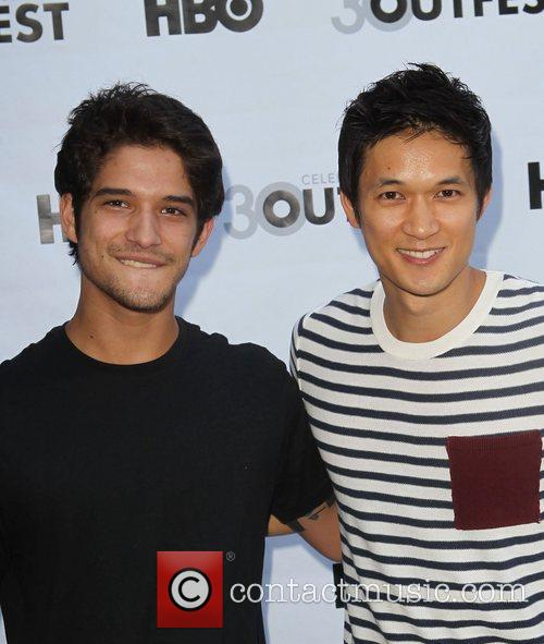 Tyler Posey and Directors Guild Of America 5
